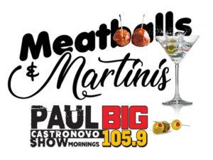 MeatballsMartinis
