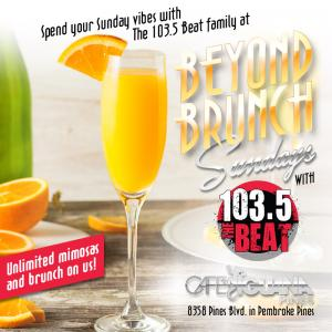 BeyondBrunch - 103.5 The Beat