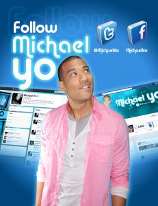 MichaelYo socialmedia ad