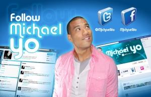 MichaelYo - HalfPage ad