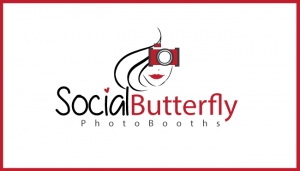 SocialButterfly Photos booth