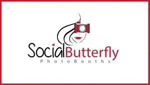 SocialButterfly Photos booth