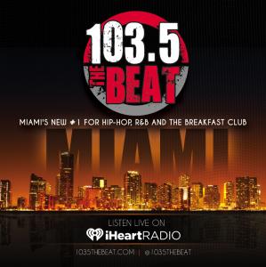 103.5 The Beat ad
